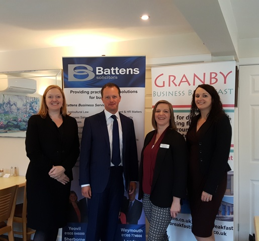 Granby Business Breakfast