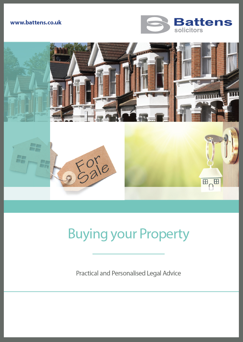 buying your property flyer