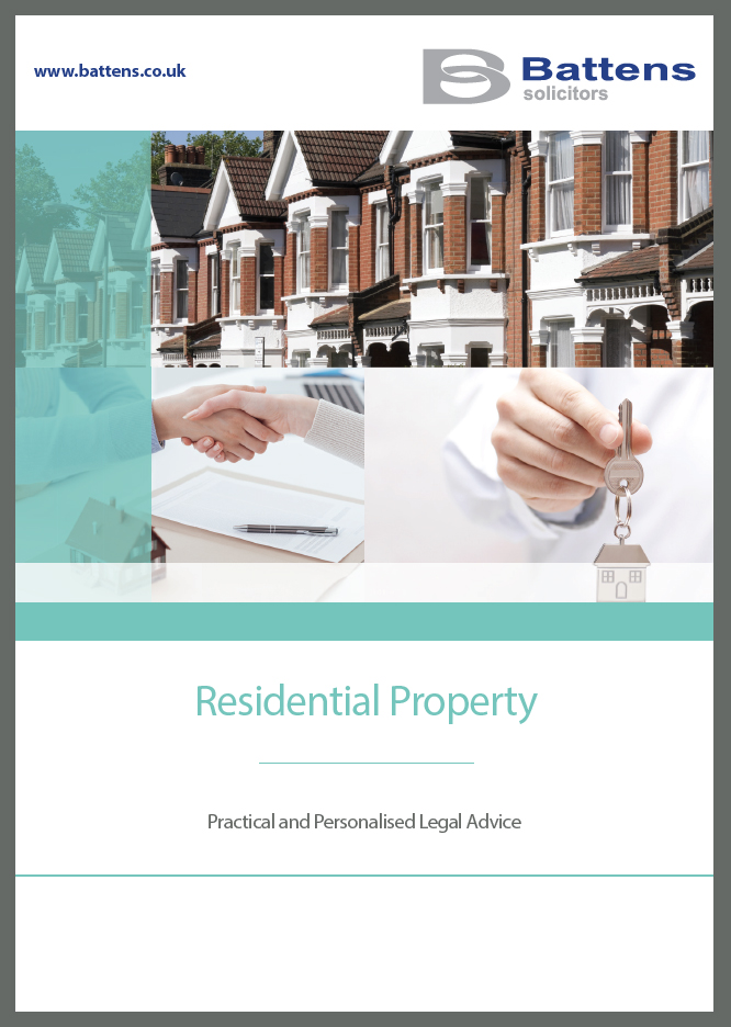 Residential Property flyer