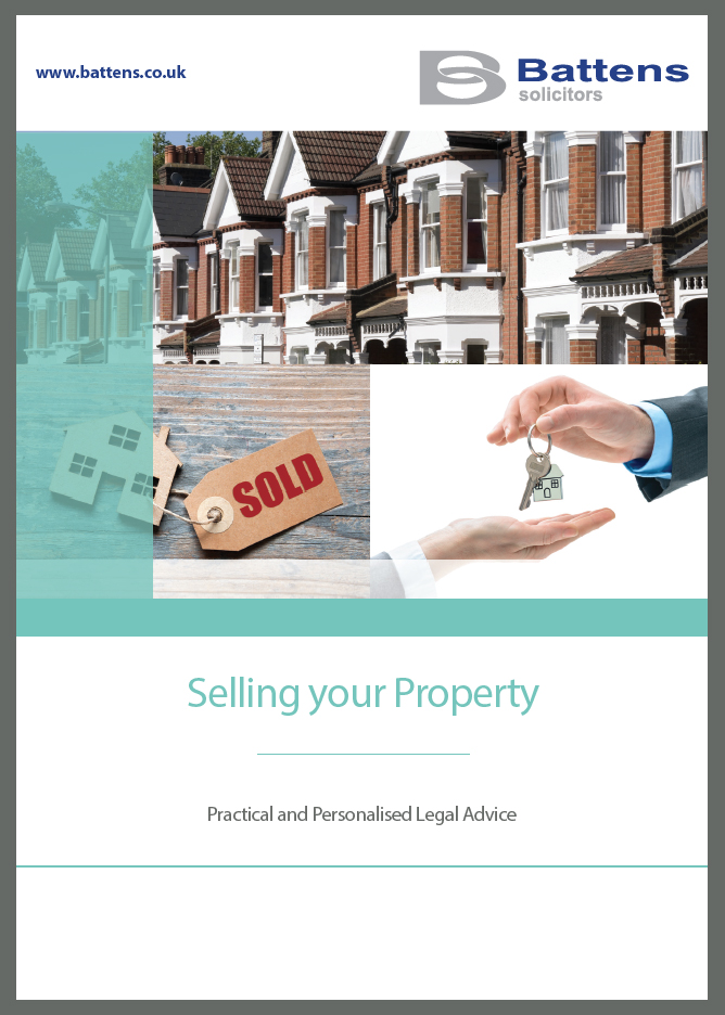 selling your property flyer