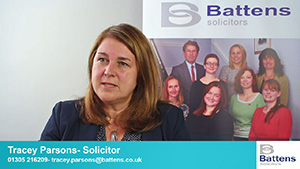 Tracey Parsons on Prenuptial Agreements