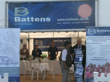 Battens at agricultural events