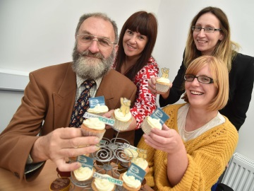 Battens are hosting a bake off to help raise funds for Children in Need